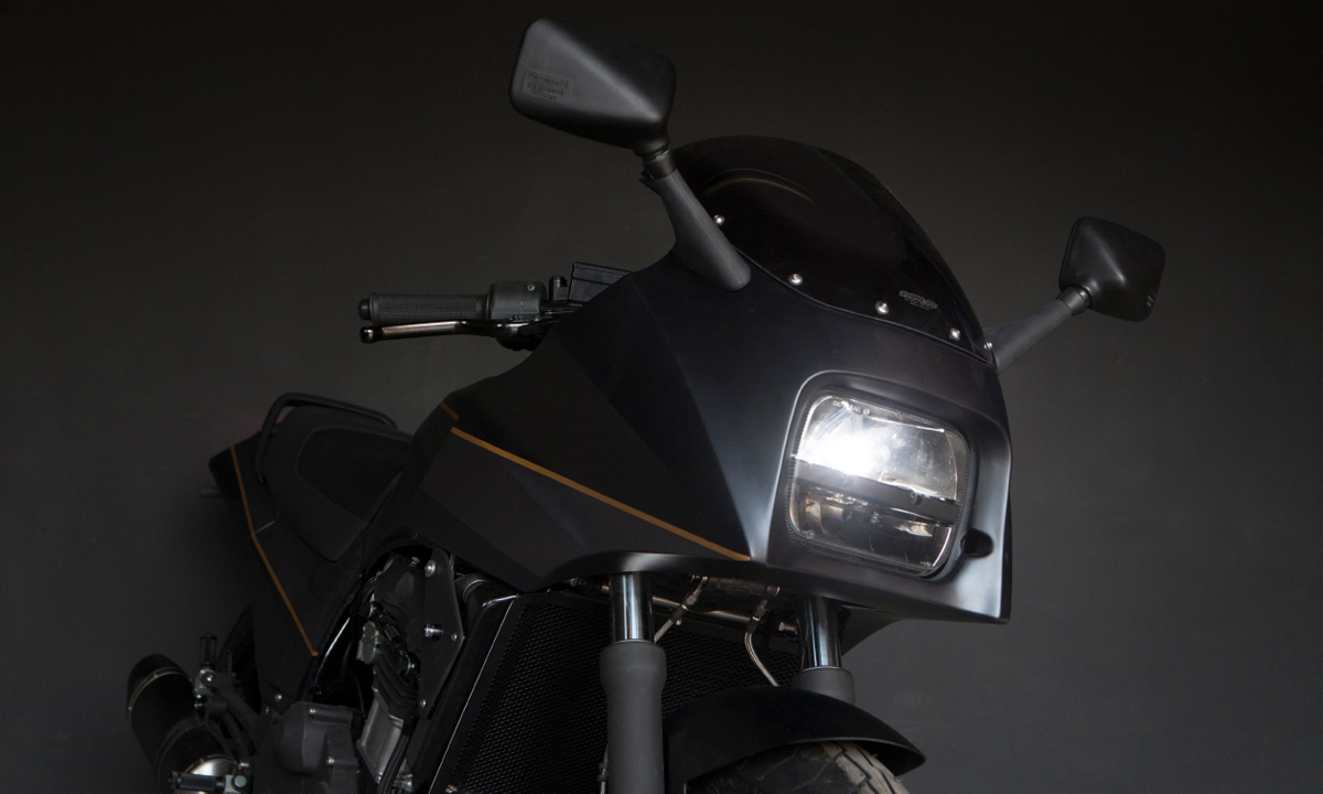 Wrenchmonkee GPZ900 Ninja