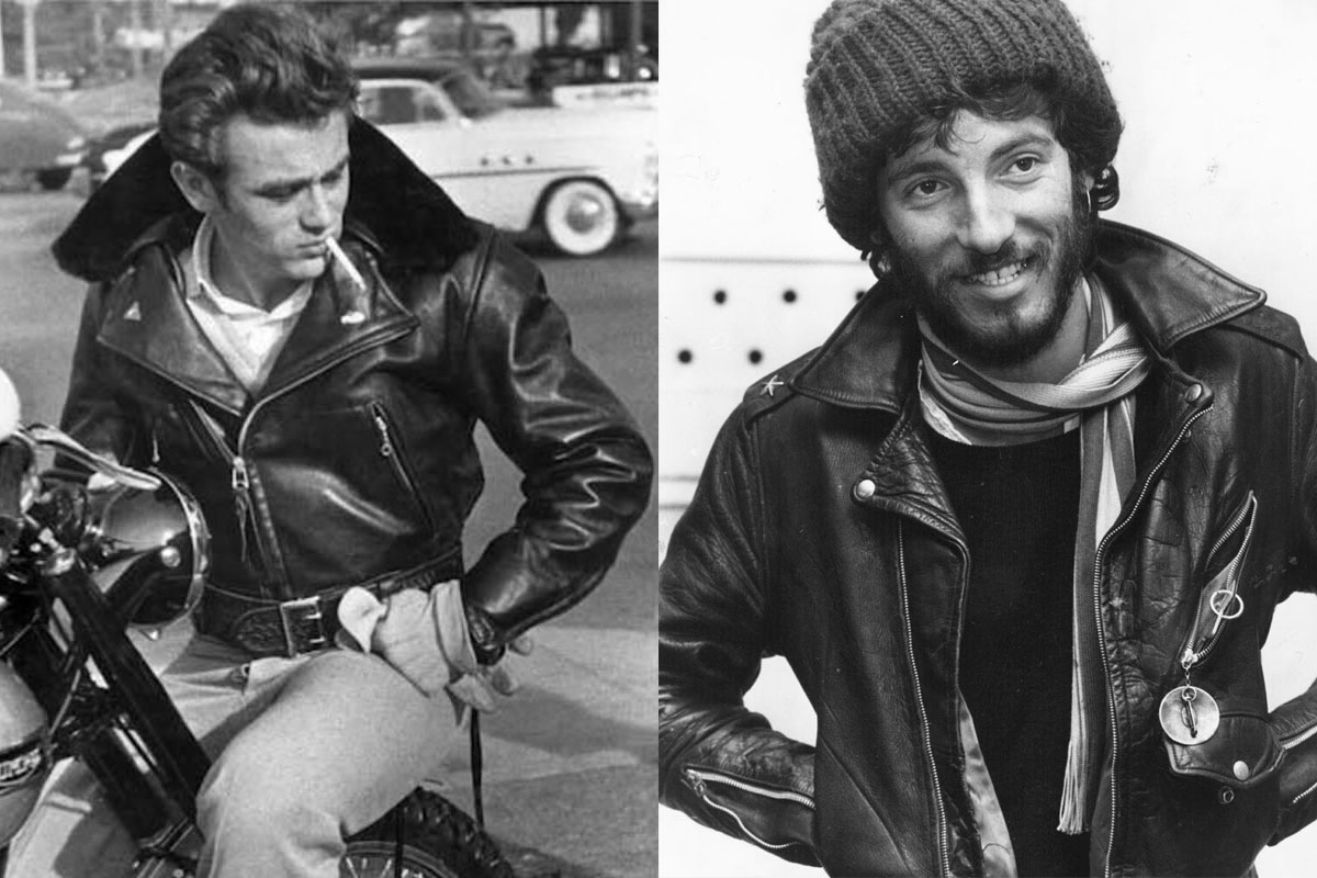 Schott perfecto leather motorcycle jacket