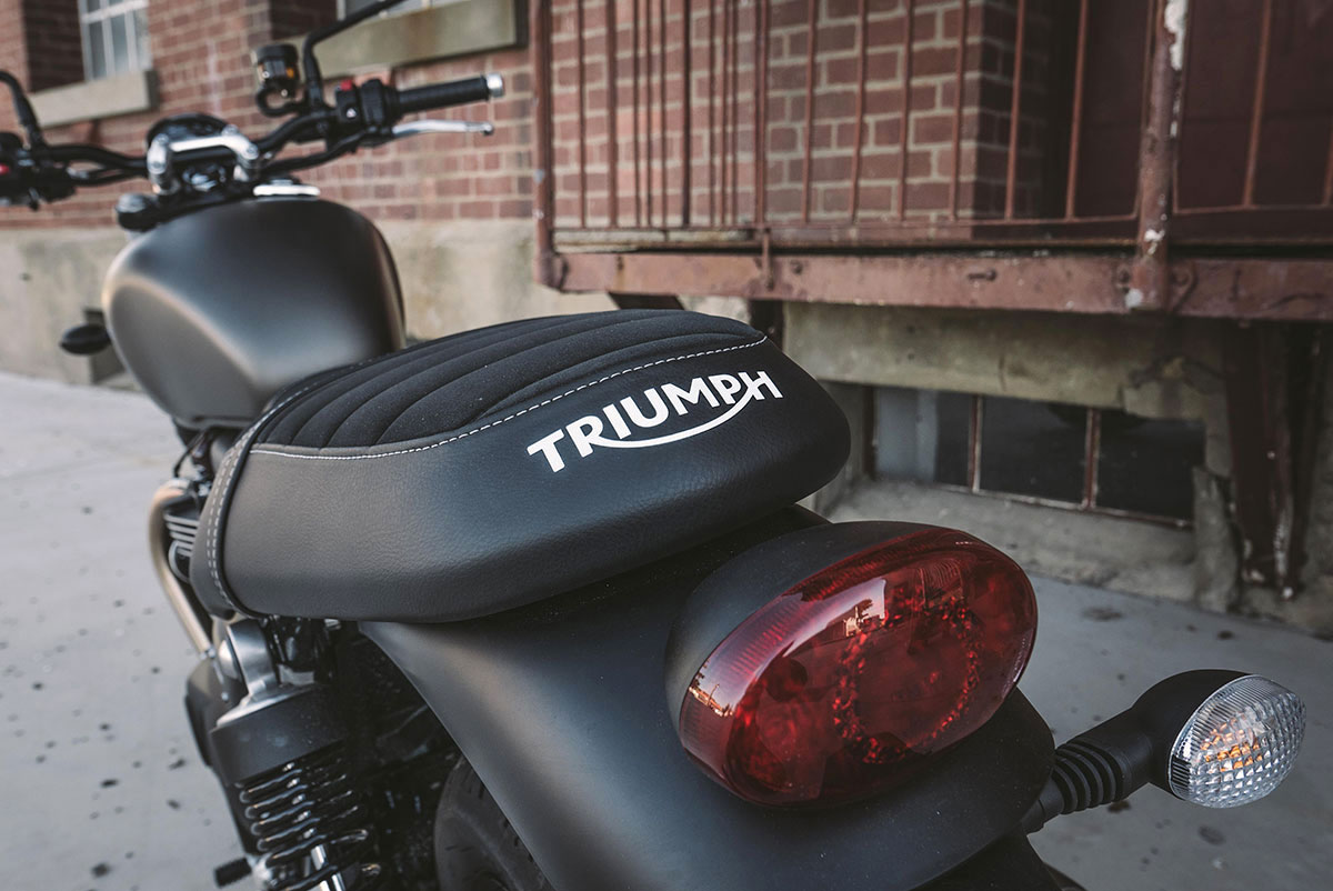 Triumph Street Twin 2019 review