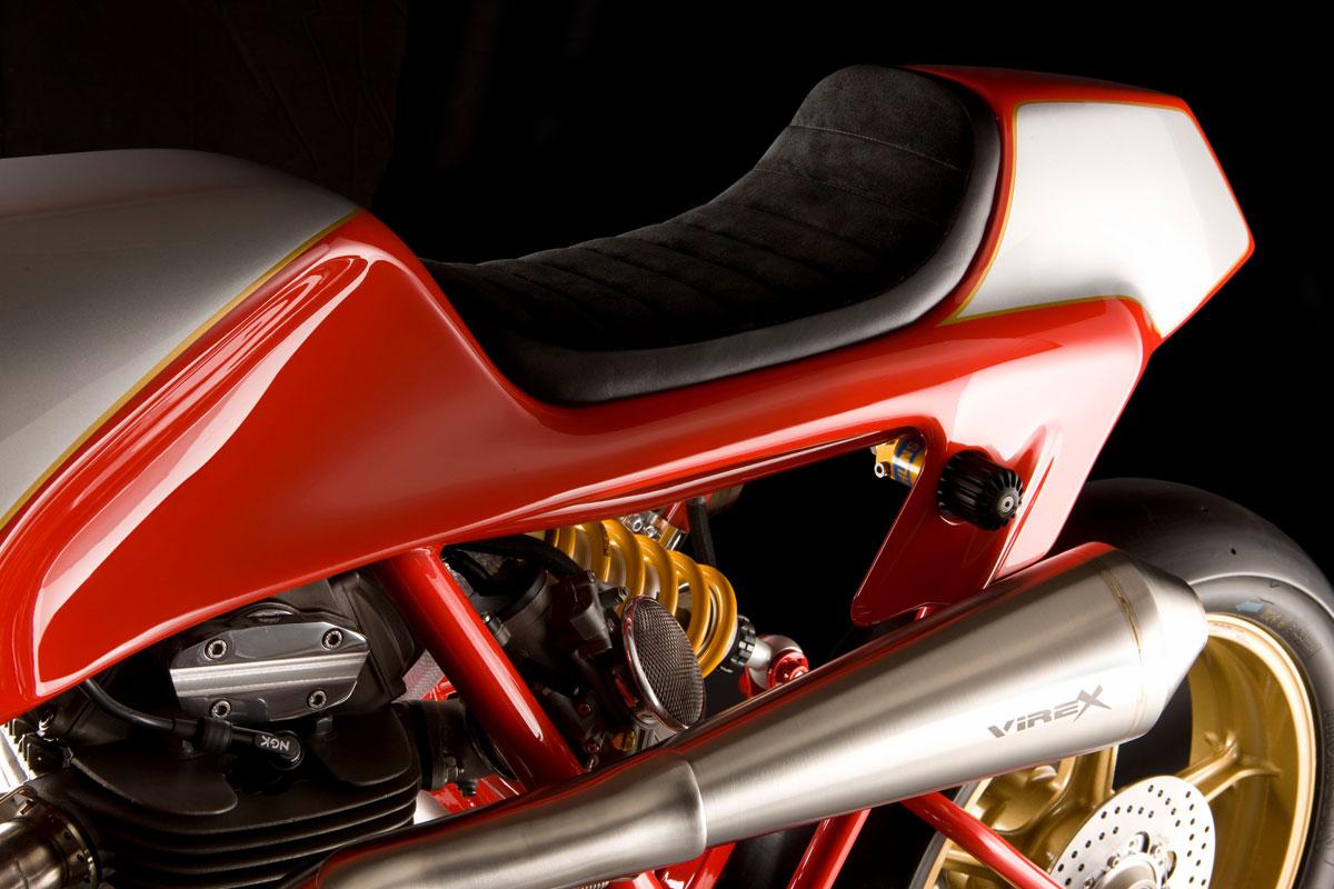 Rino Caracchi Ducati MHR1000