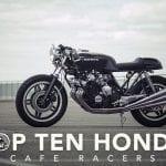 Top 10 Honda Cafe Racers