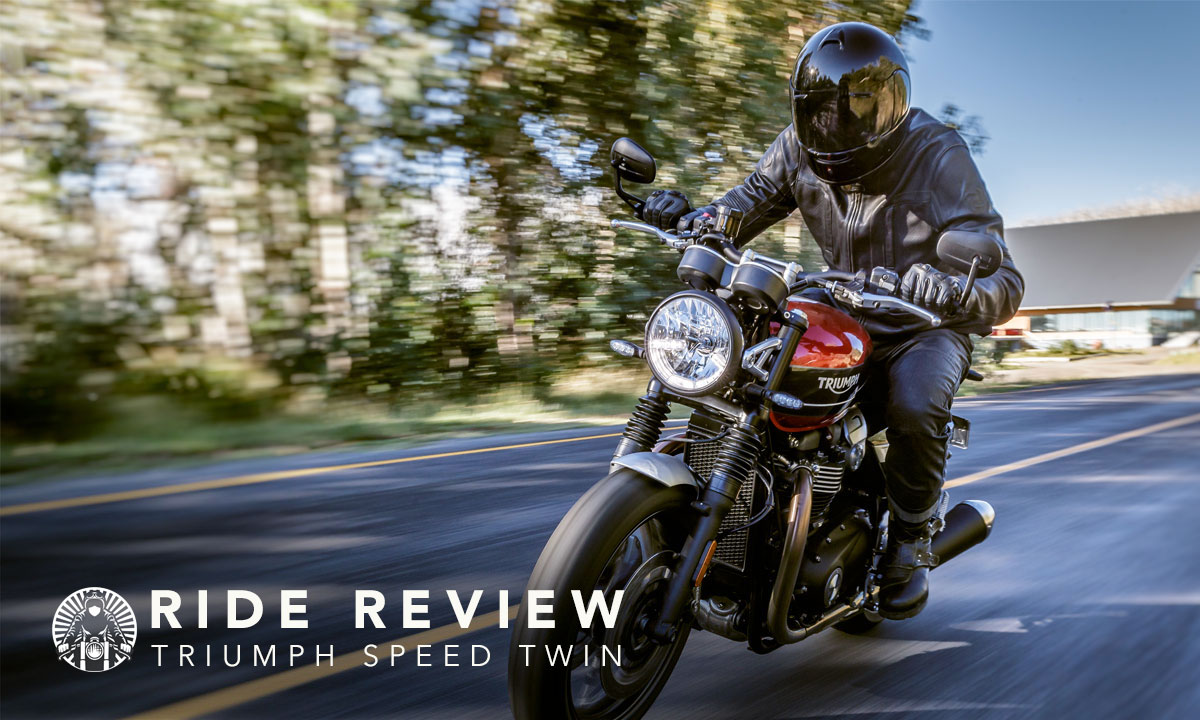 Triumph Speed Twin review