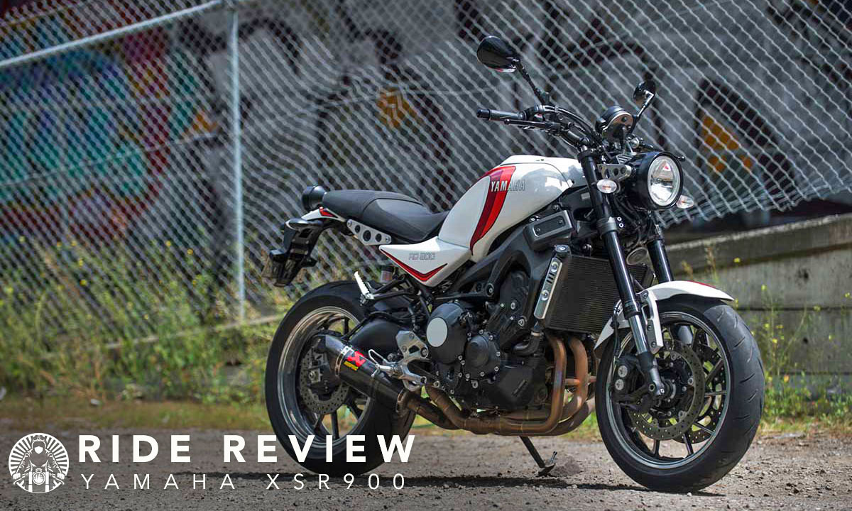 Yamaha xsr900 review