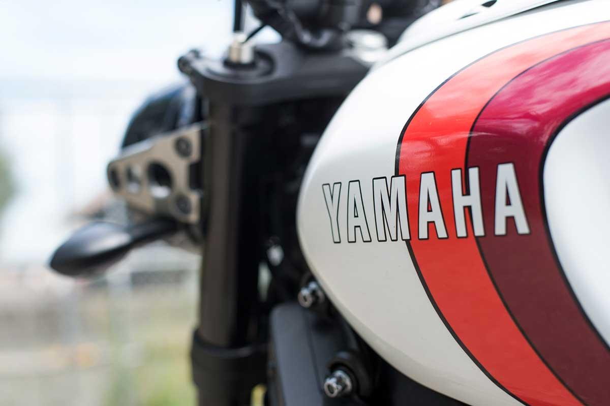 Yamaha xsr900 review