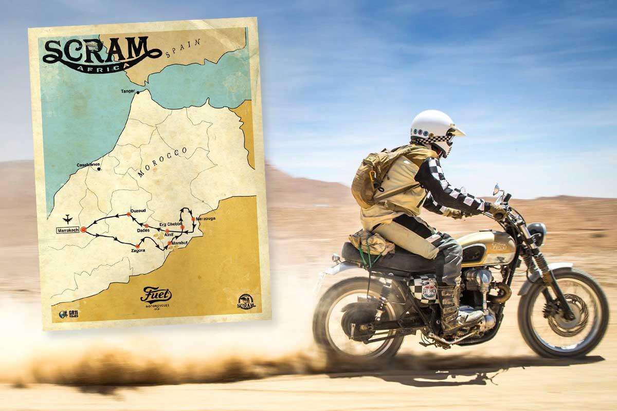 Fuel Motorcycles Adventurers Wanted