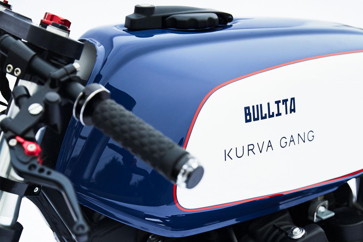 Bullita CB750 cafe racer
