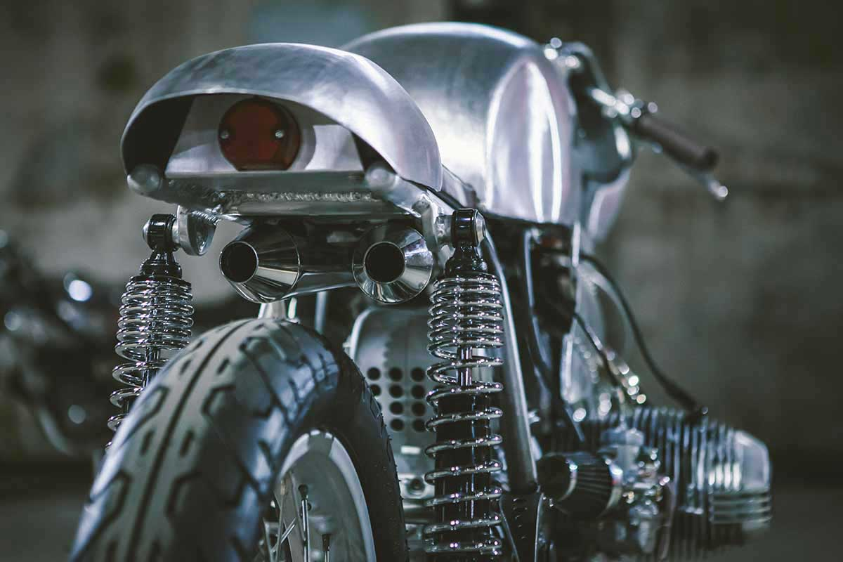 Kott BMW R80 cafe racer