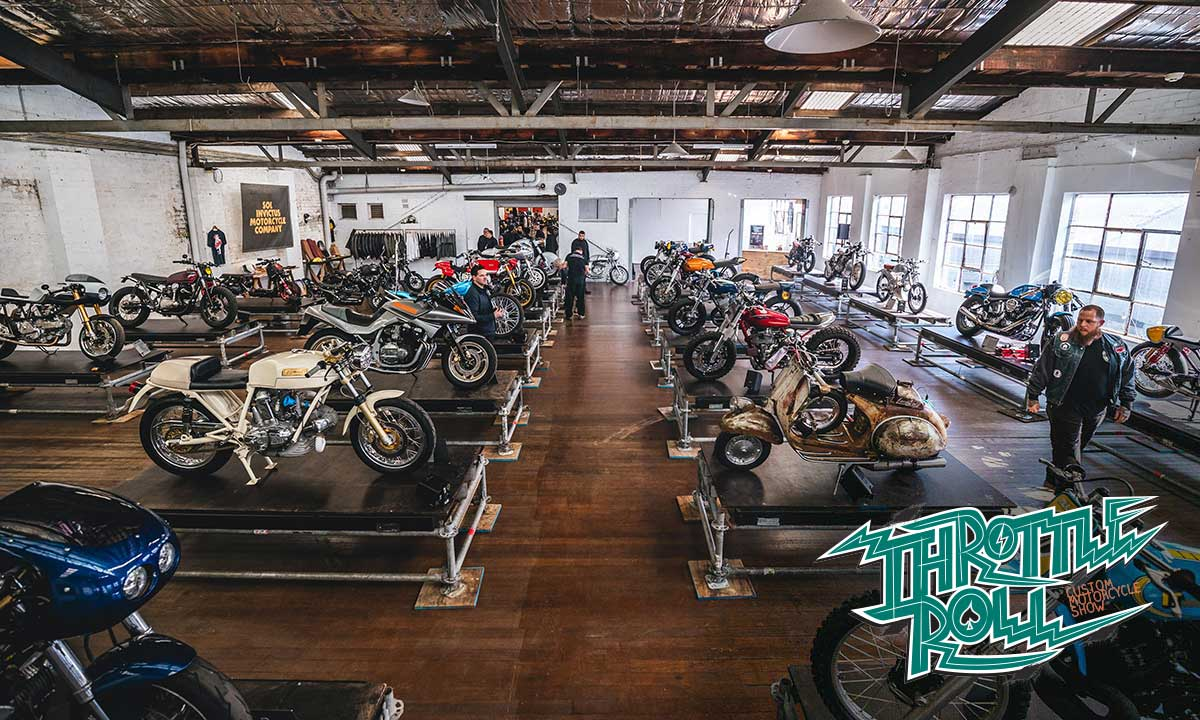 Throttle Roll Show 2019