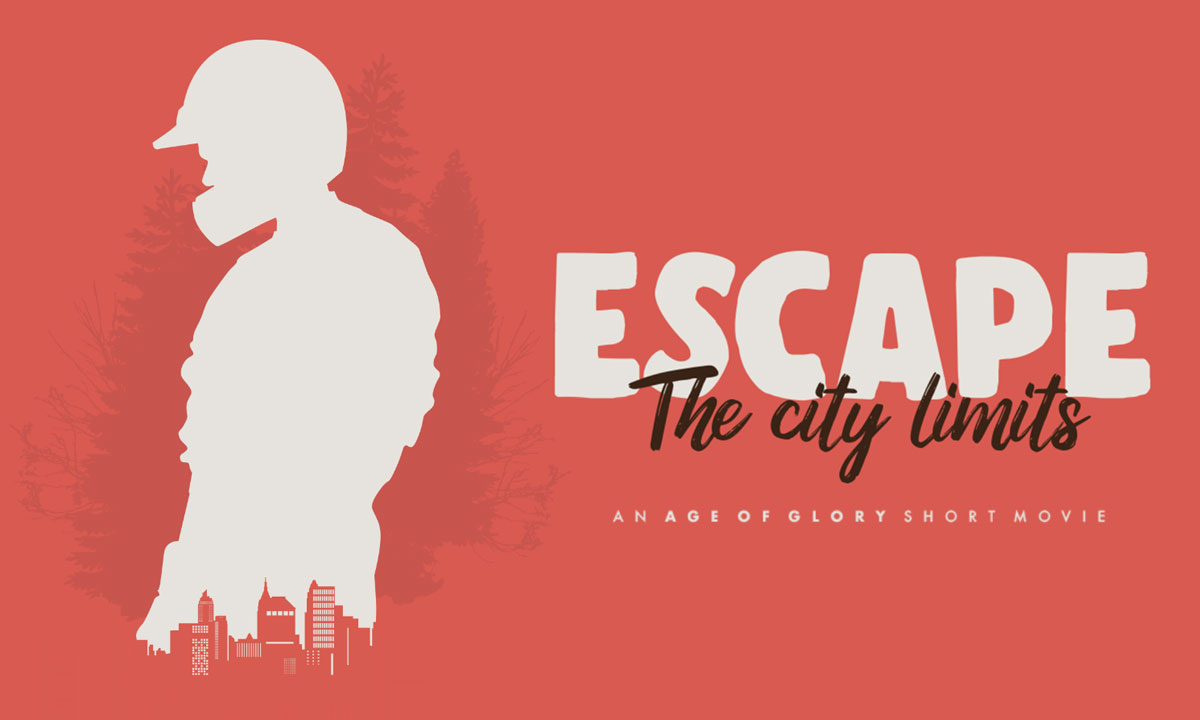Escape the city limits