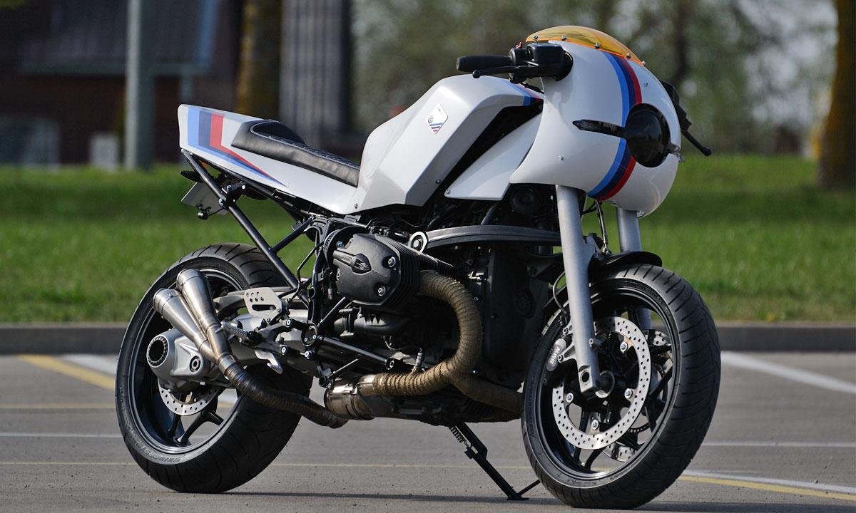 BMW R1200RT cafe racer