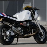 BMW R1200RT cafe racer