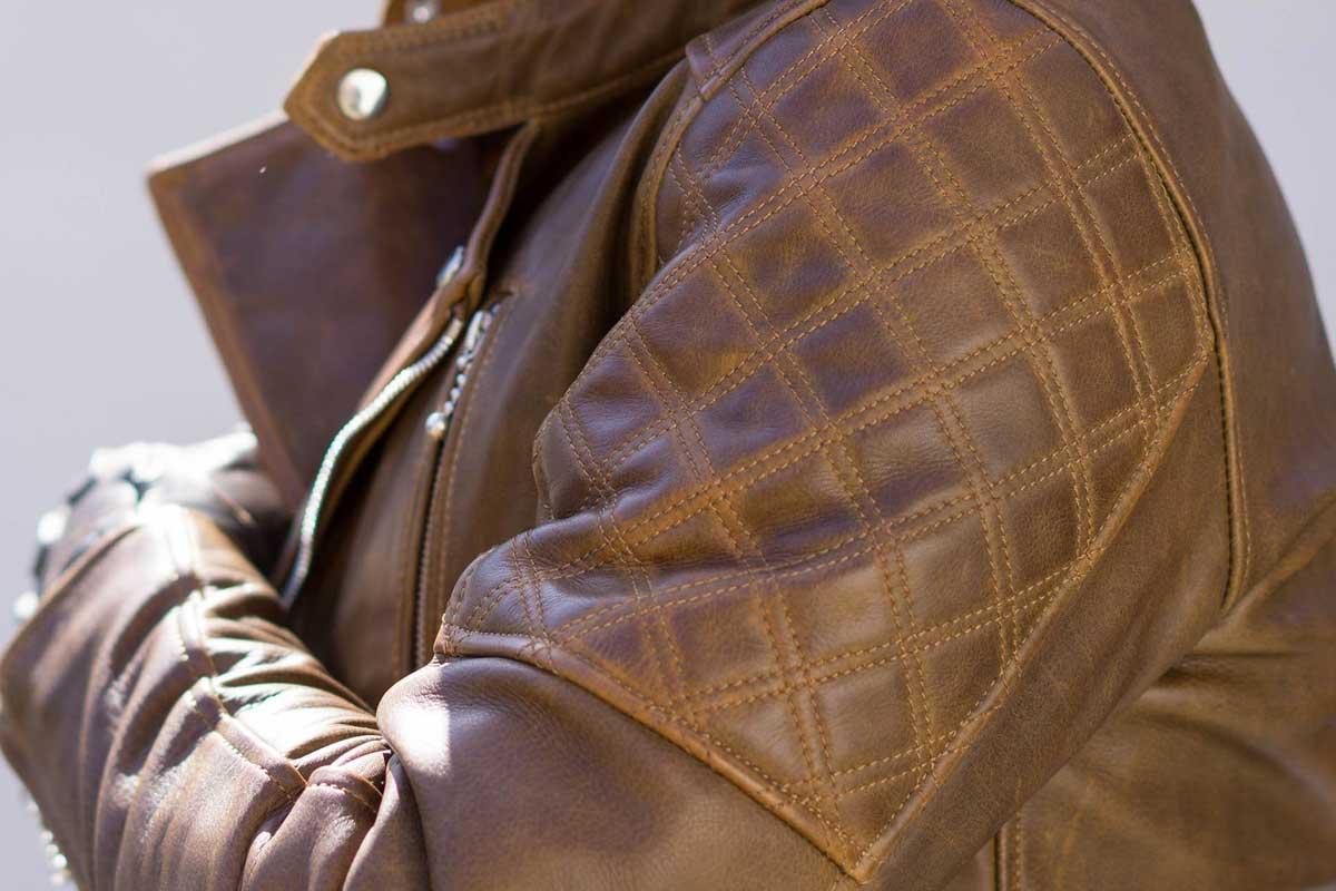 Goldtop Bobber Jacket