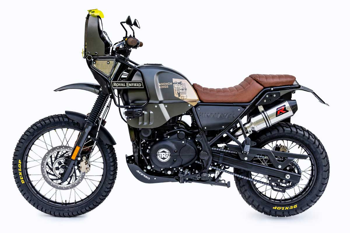 Wrench Kings Himalayan
