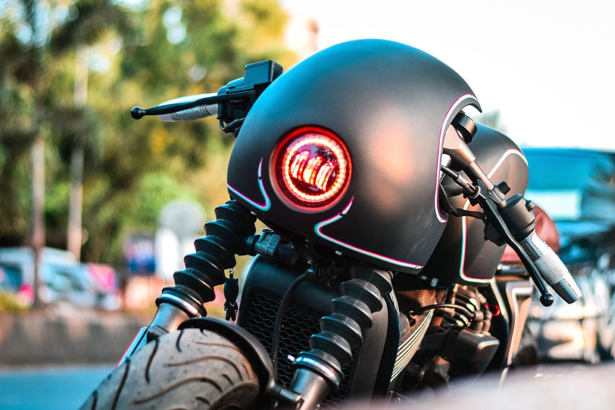 Harley Davidson Street cafe racer