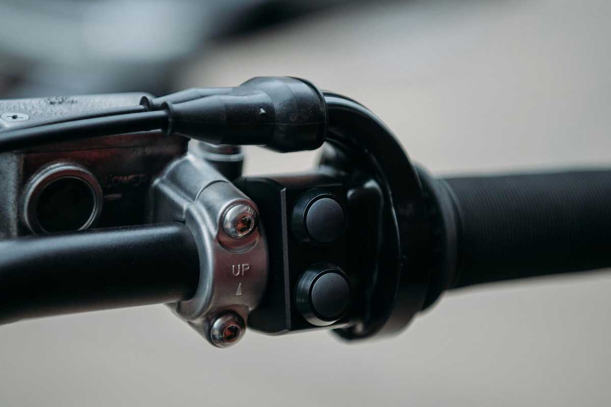 Motogadget M Switch