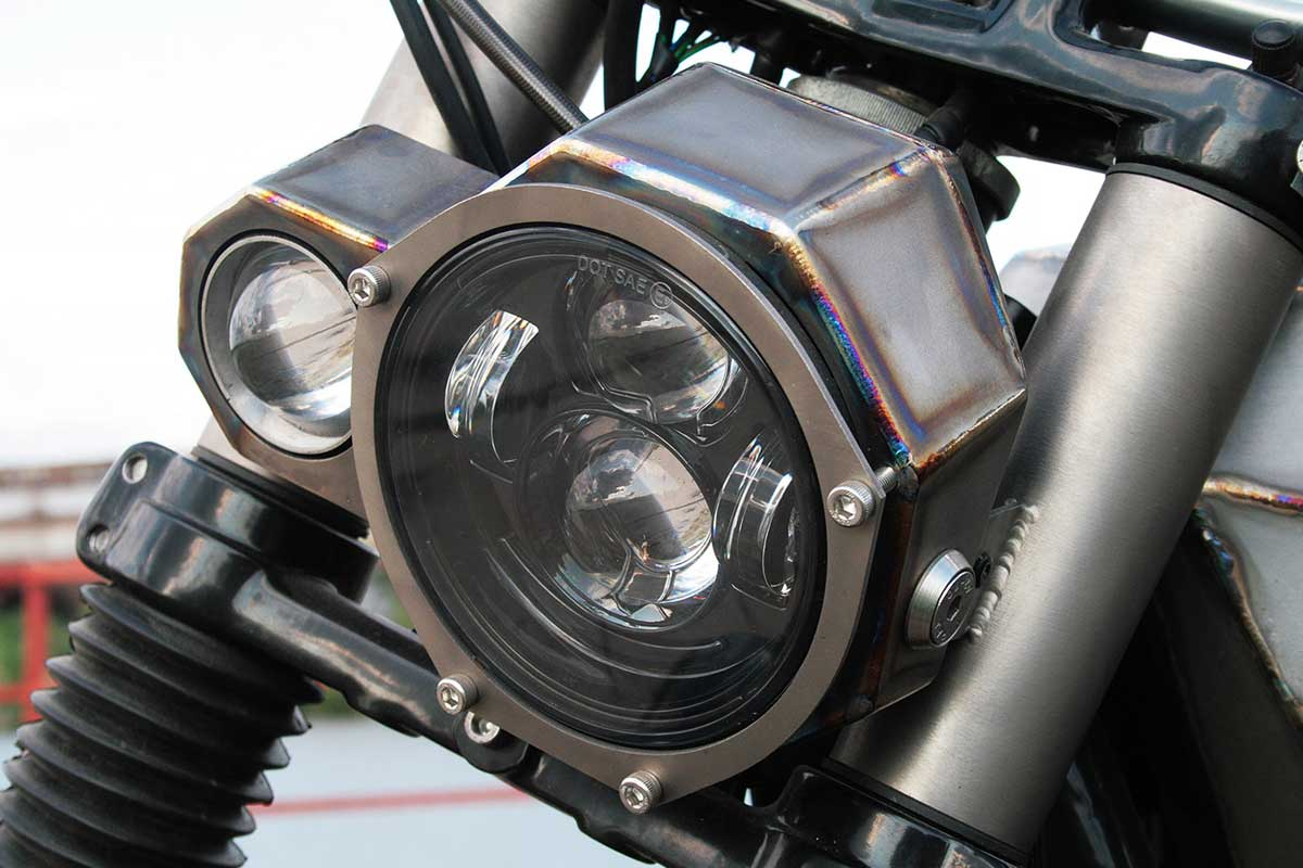Twin Shock Division BMW R100GS