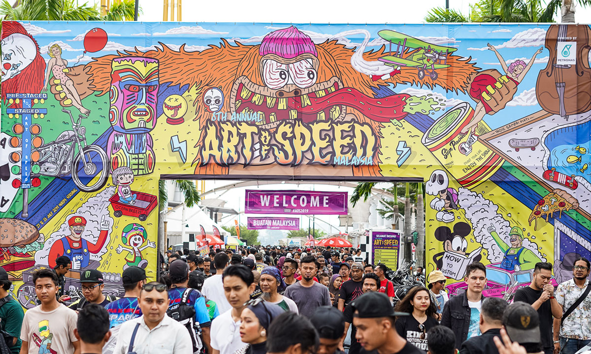 Art of Speed 2019