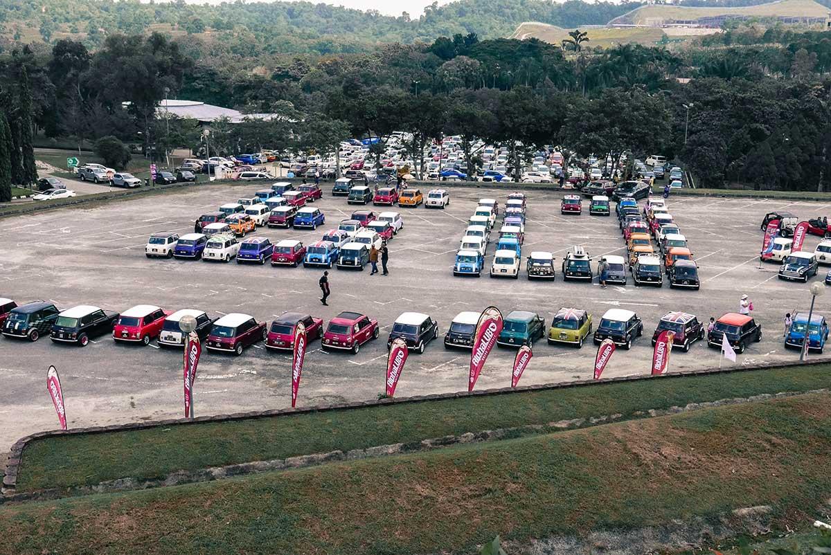 Art of Speed Mini 60 years