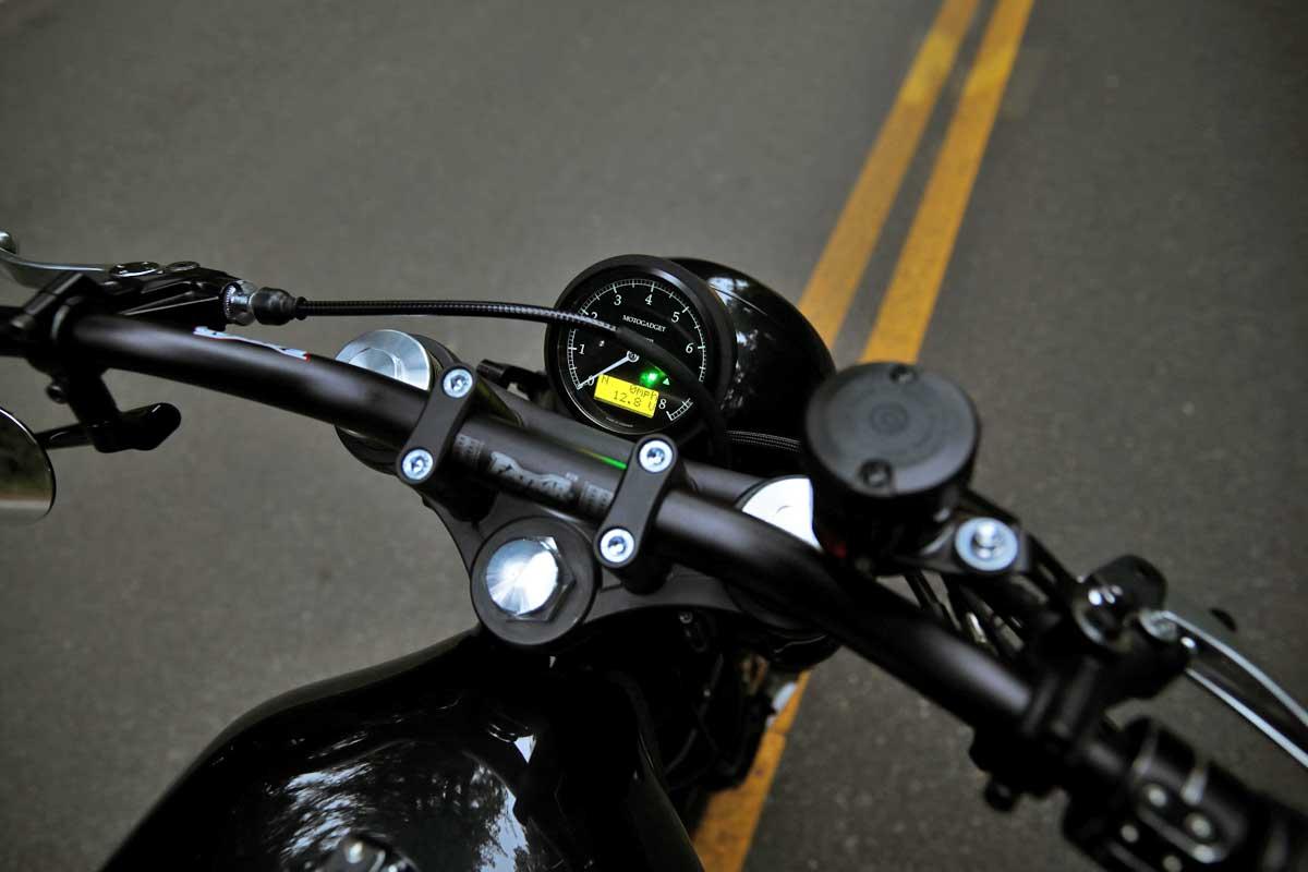 Cognito Moto R75 custom