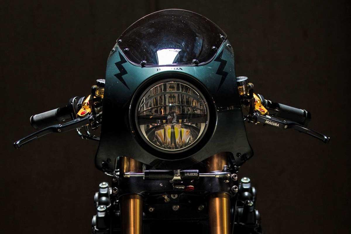 Honda Bol d'Or cafe racer