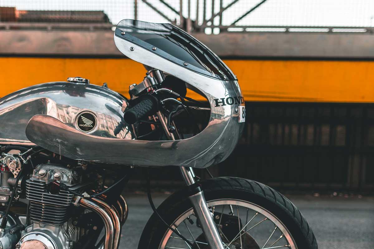 2VM Honda CB400