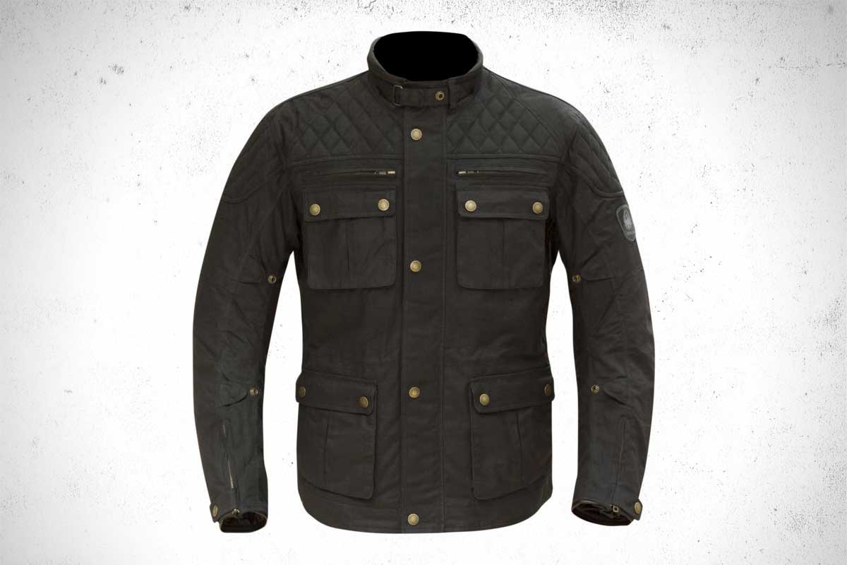 Merlin Yoxall motorcycle jacket