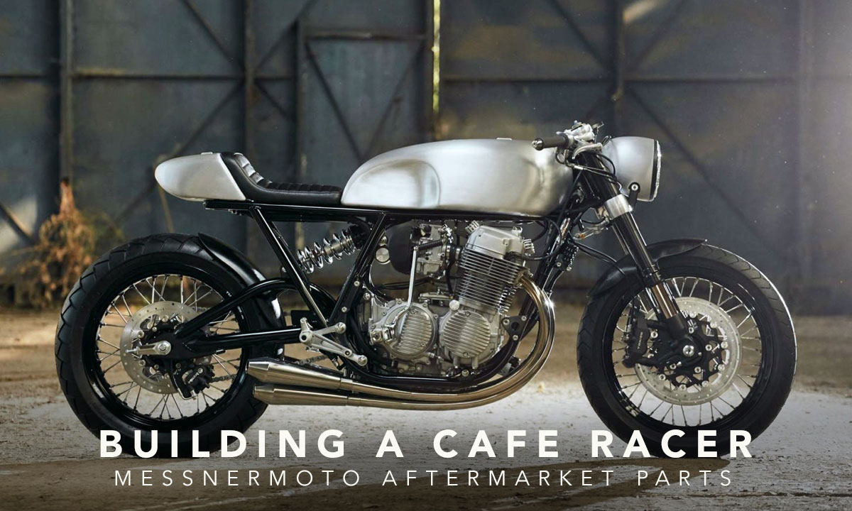 MessnerMoto cafe racer parts