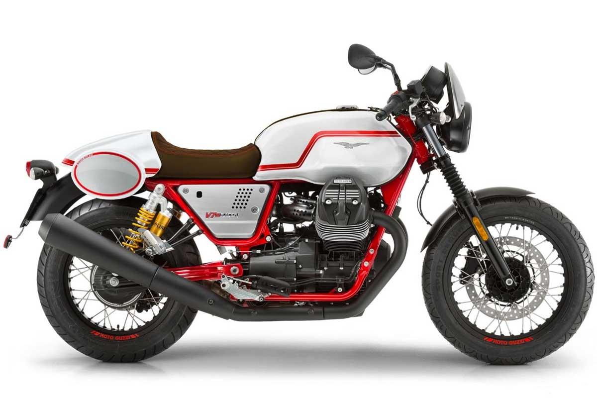 Moto Guzzi V7 Racer LE