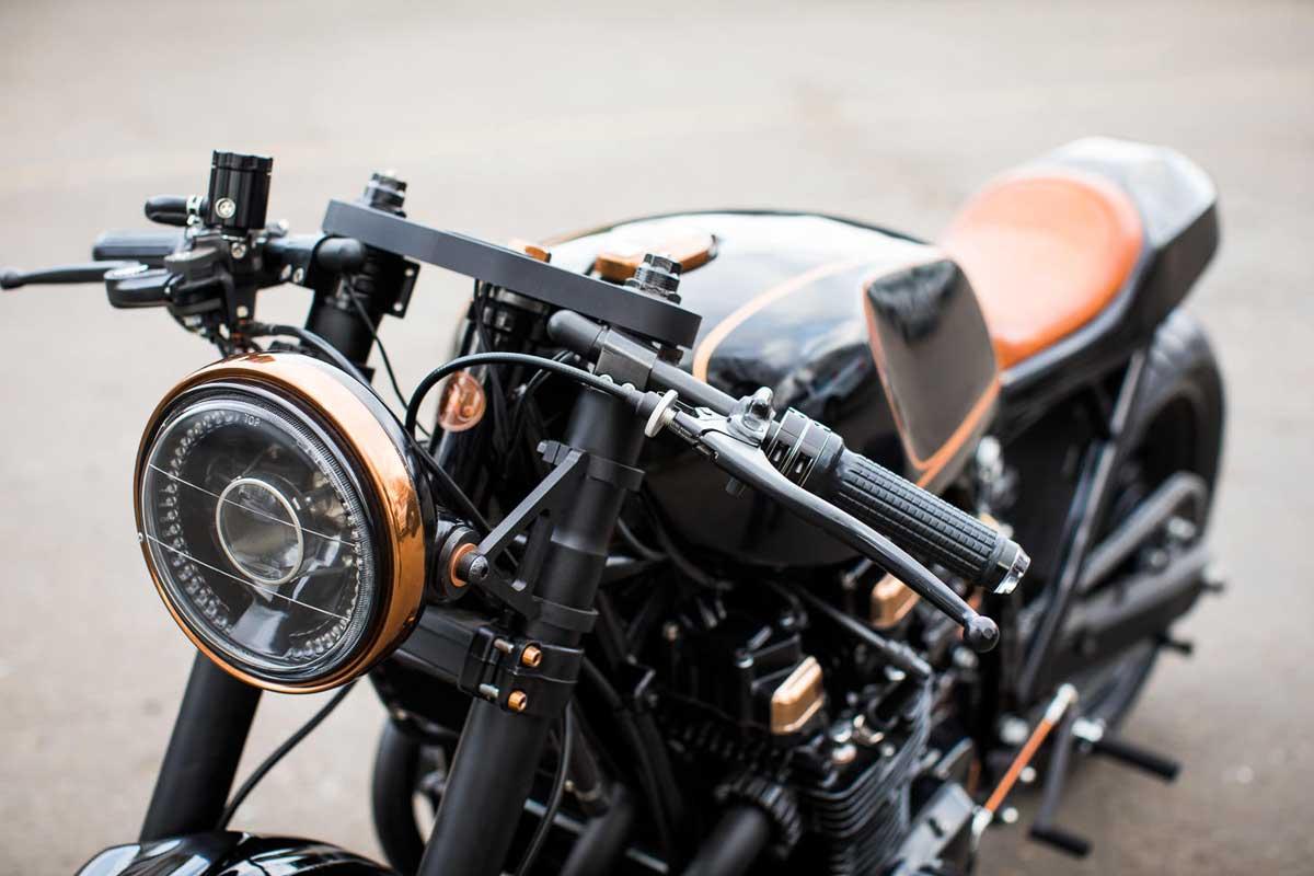 Nova Kawasaki KZ1000