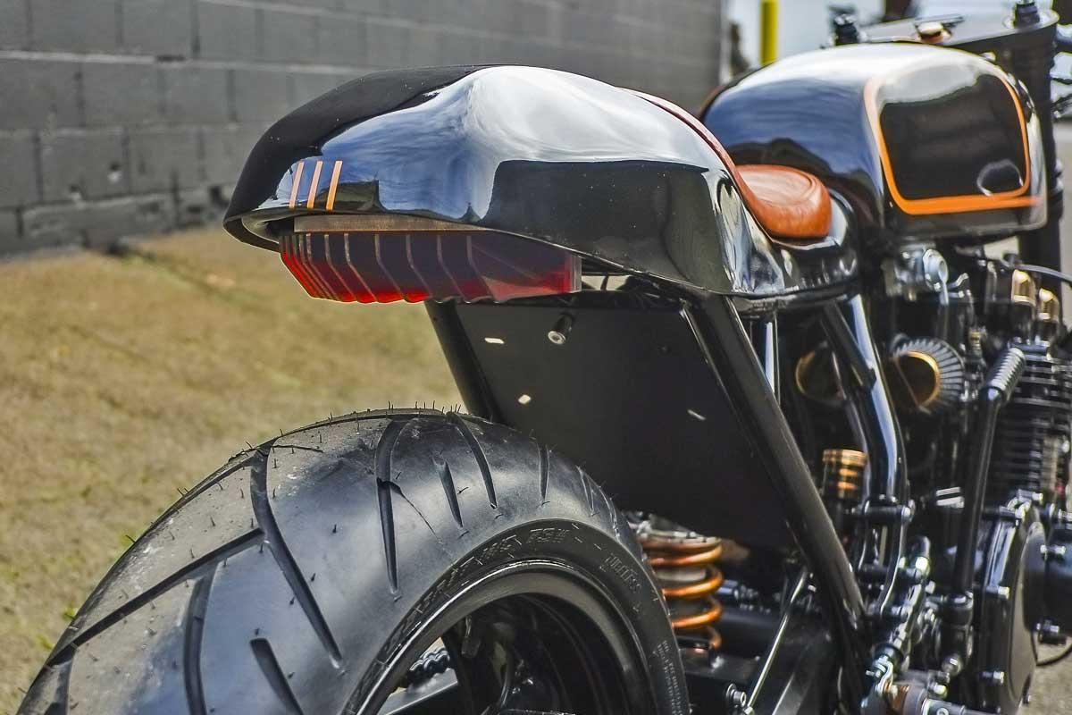 Nova Motorcycles Cafe Racer