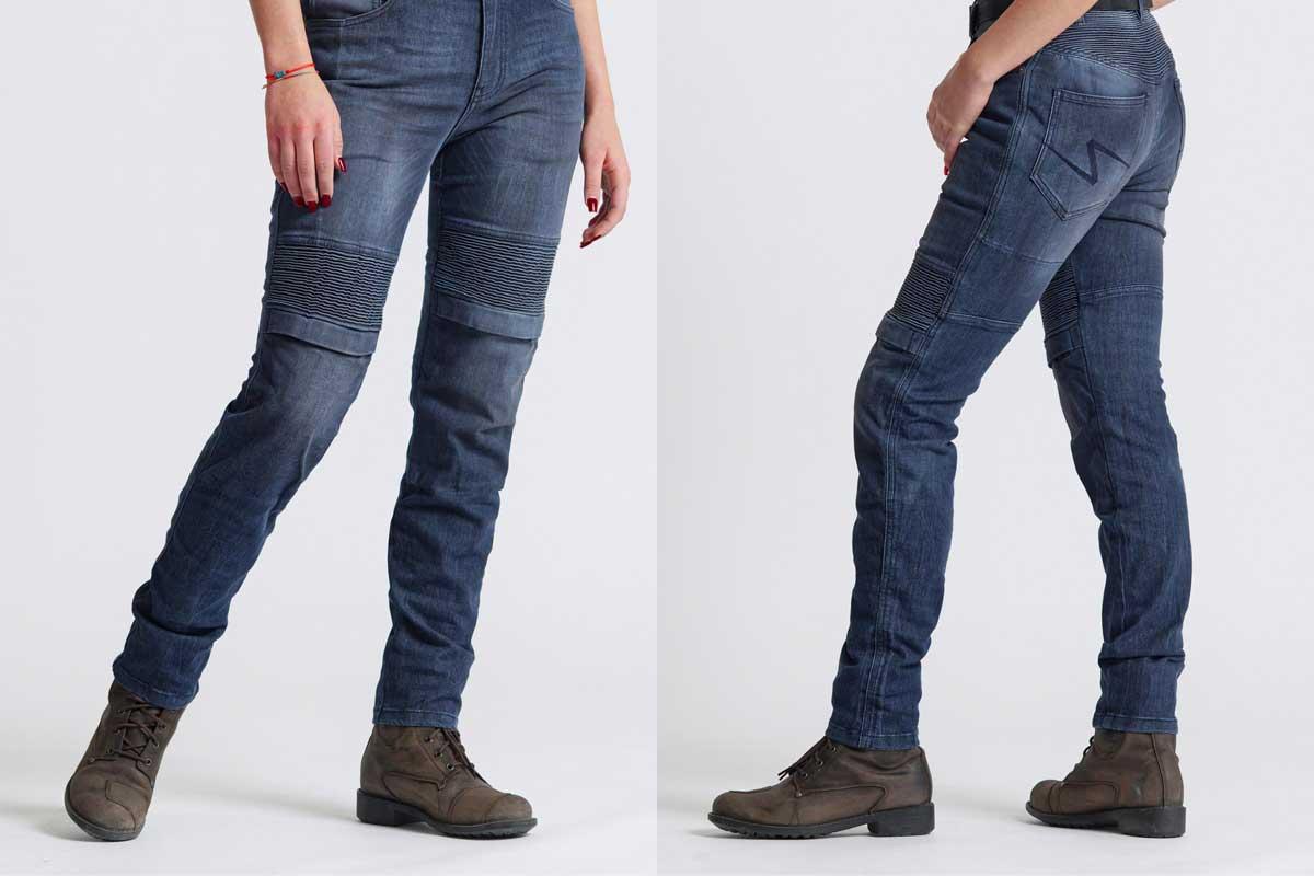 Pando Moto Rosie Jeans