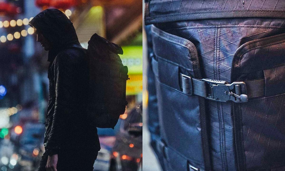 Rake Weatherproof Backpack