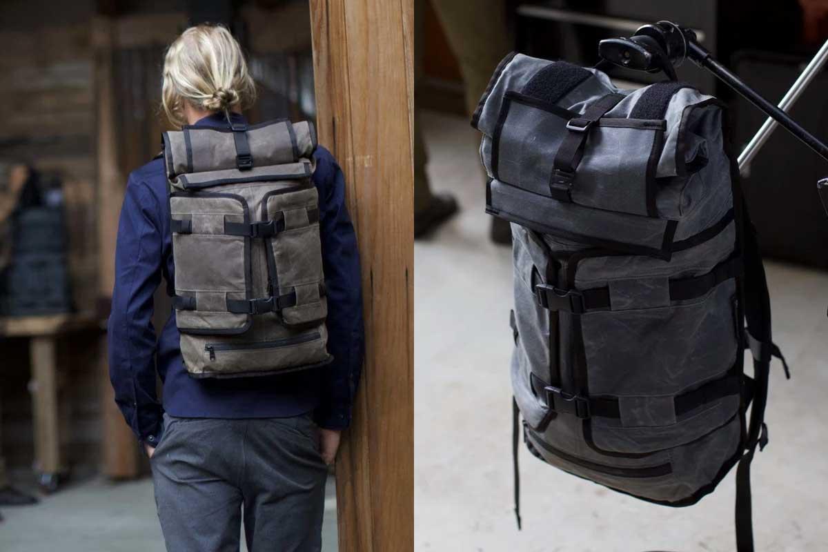 Rake Waterproof Backpack