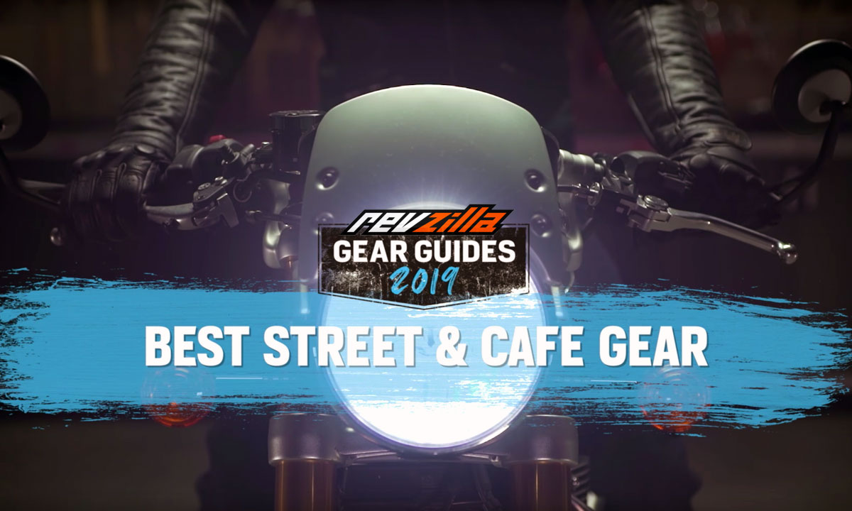 2019 cafe racer gear Revzilla