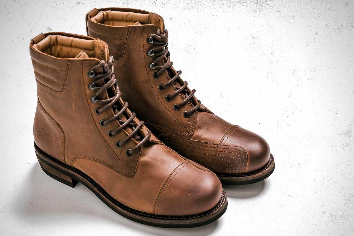 rocker urban cafe racer boots