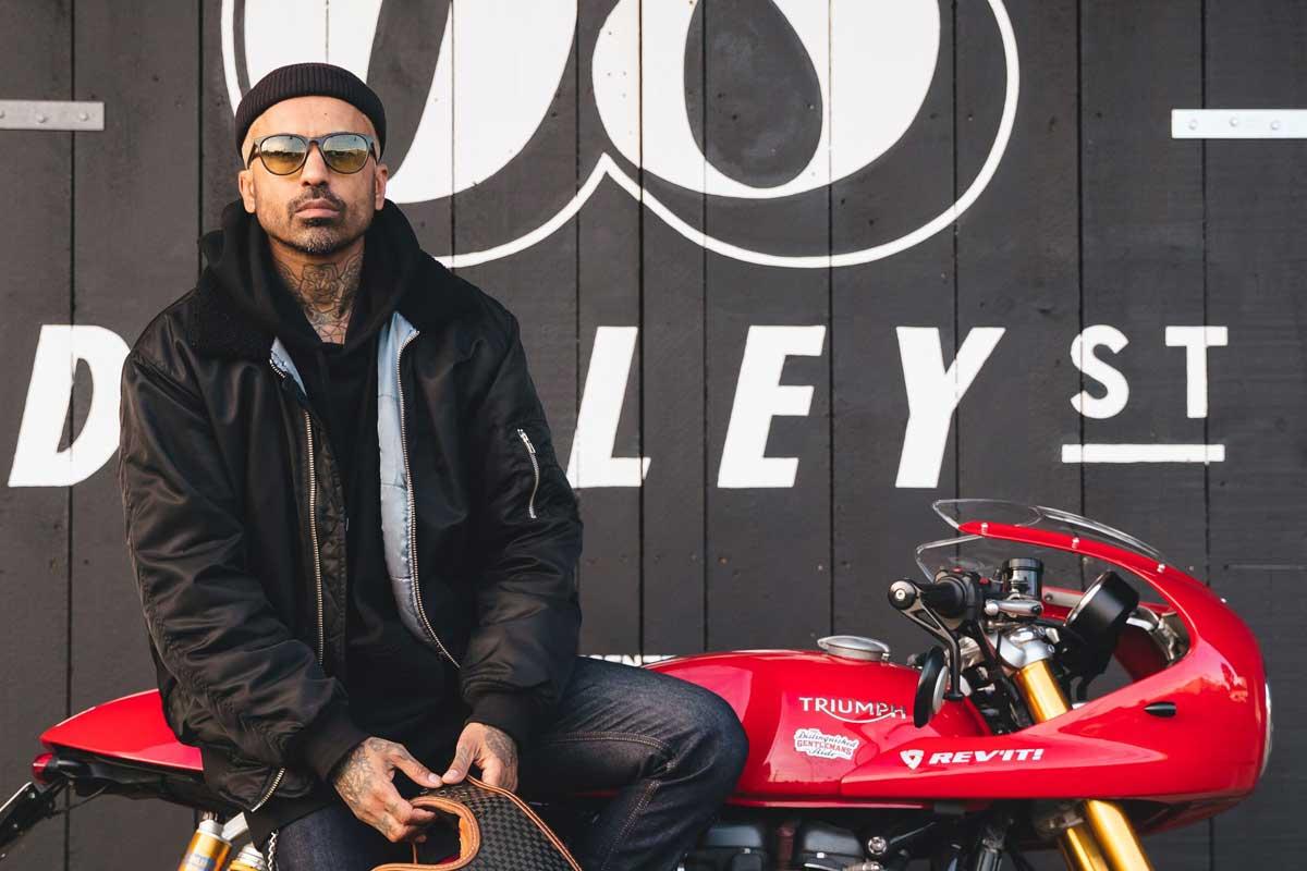 Skram Motorcycle Glasses