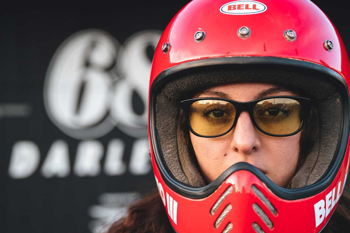 Skram Motorcycle Glasses