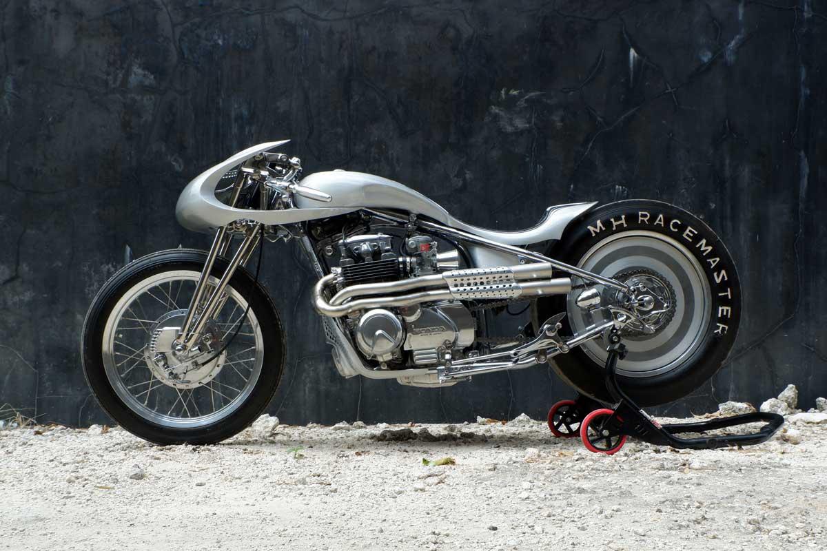 AMS Garage Honda CB650