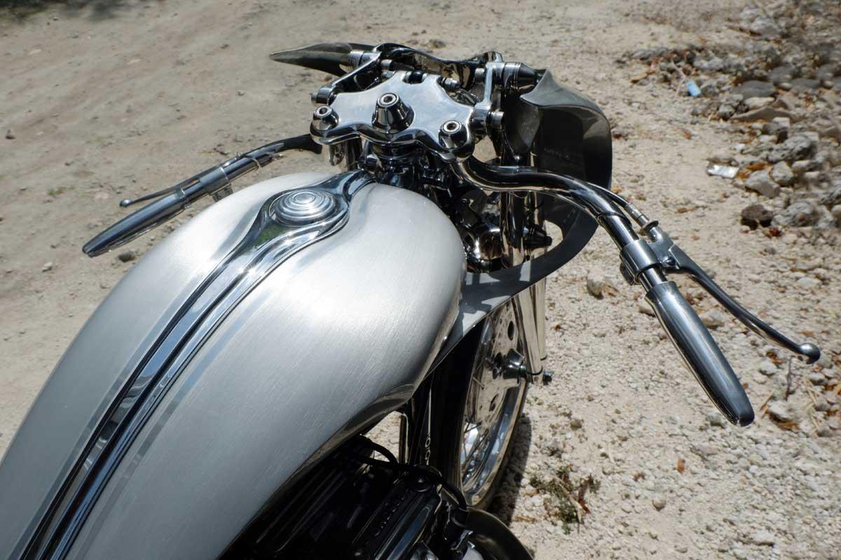 AMS Garage dragbike