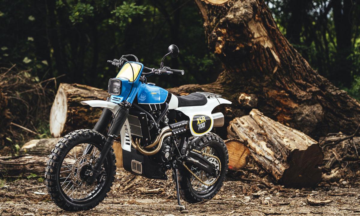 Capelo Yamaha XSR700 TT