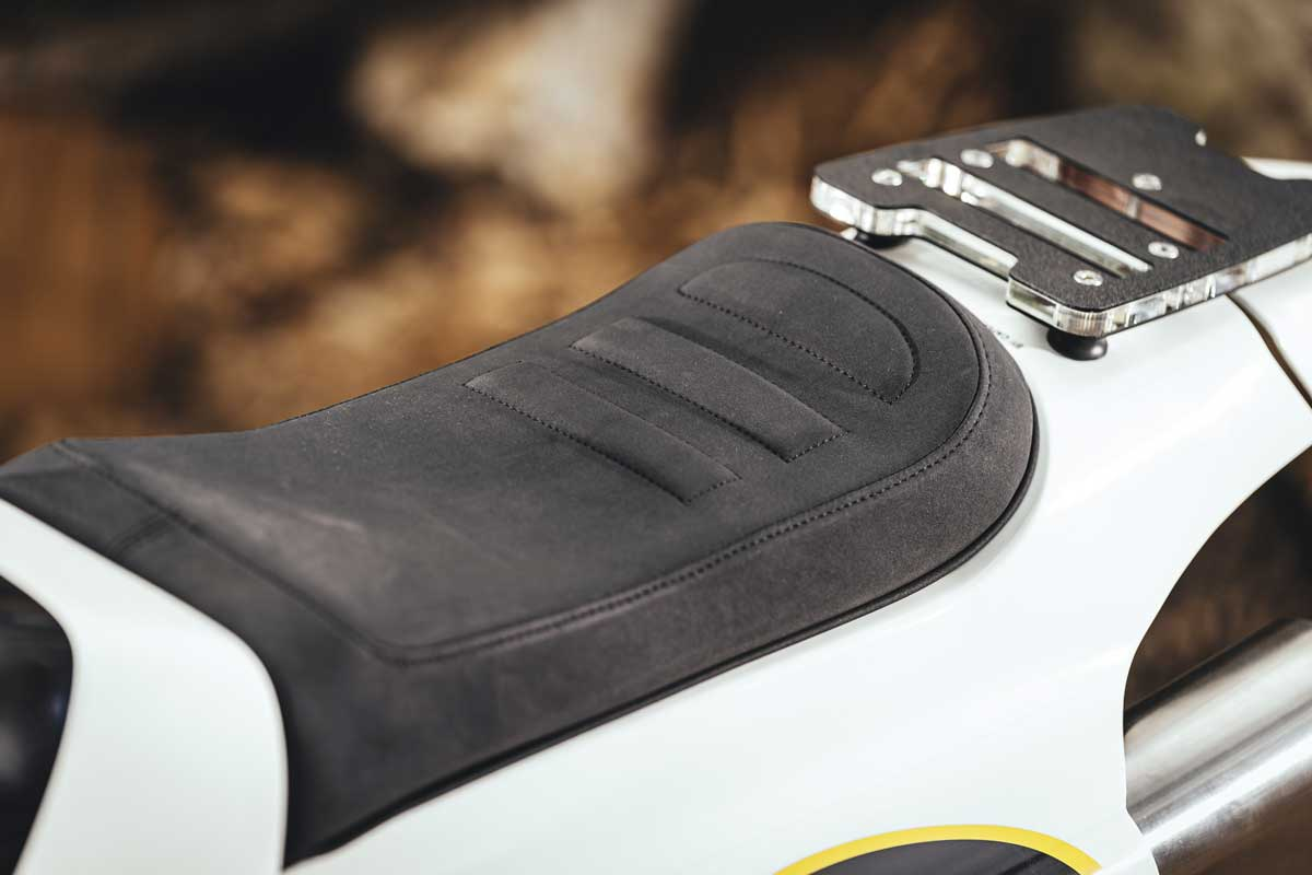 Yardbuilt Yamaha XSR700