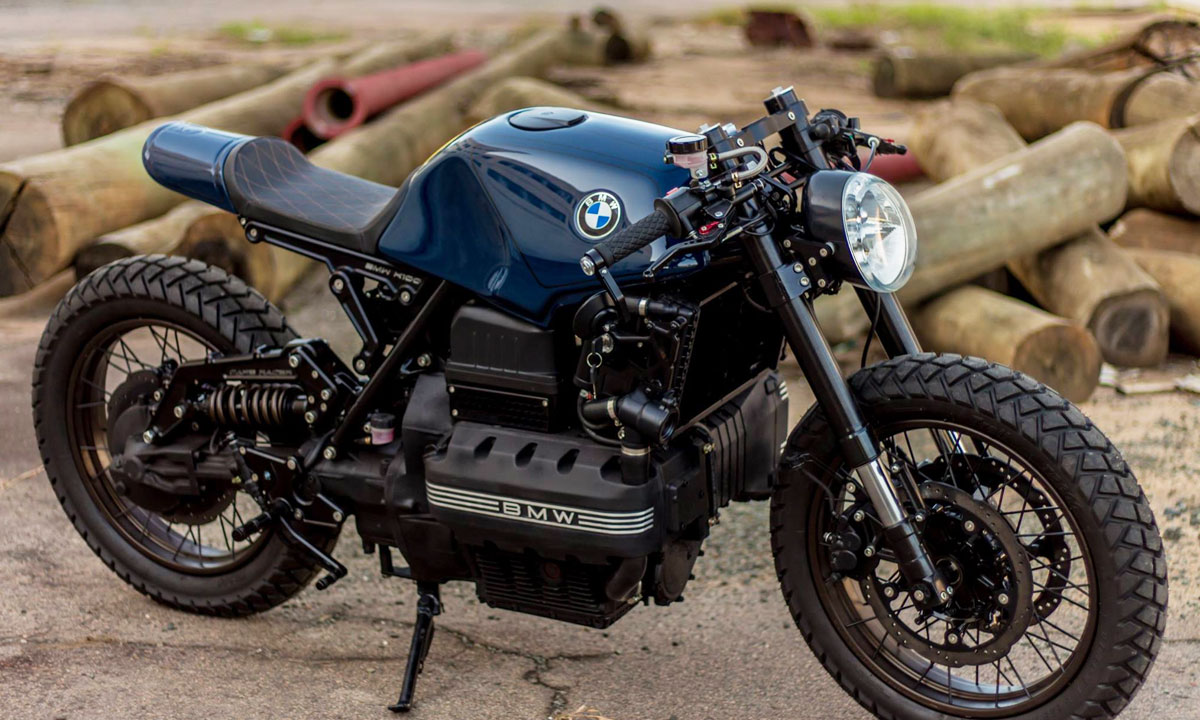 Retrorides K100 Cafe Racer Return Of The Cafe Racers