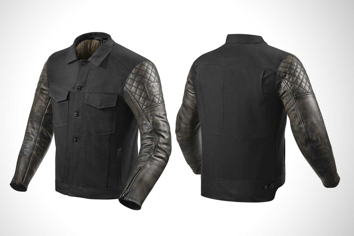 Crossroads motorcycle jacket
