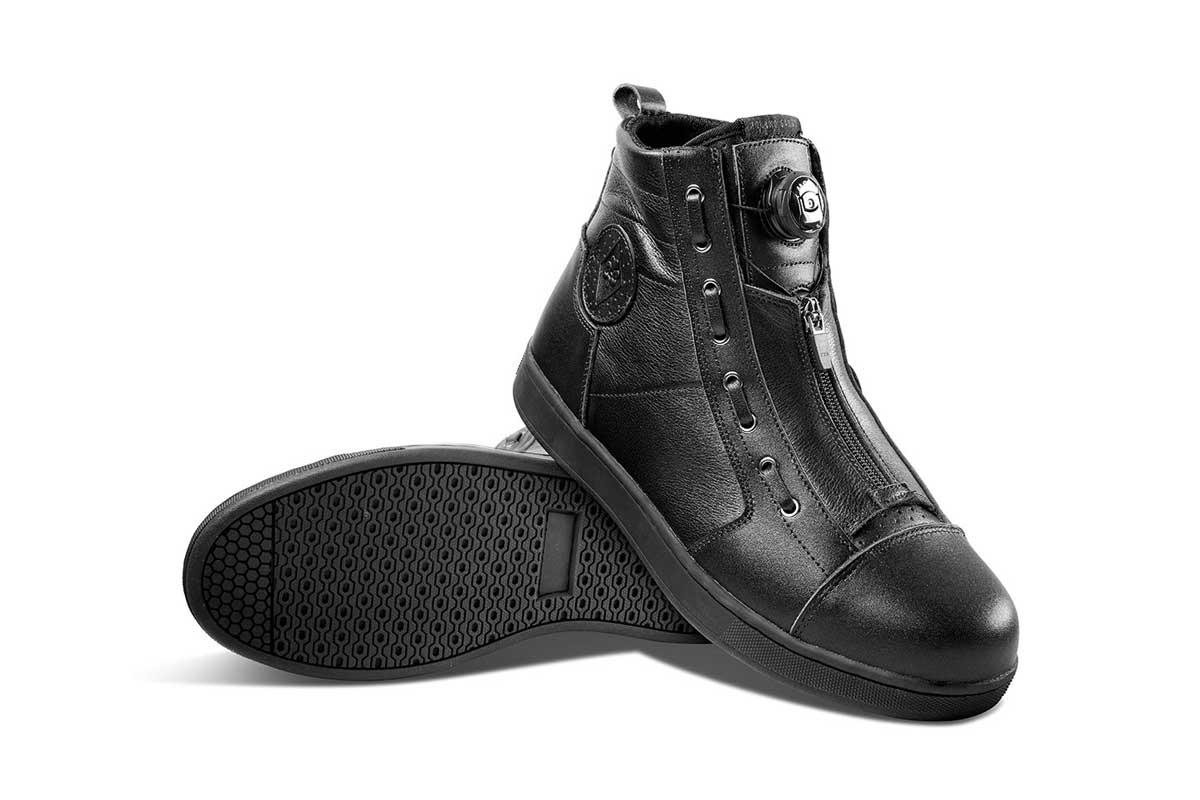 Roland Sands F@#k Luck shoes