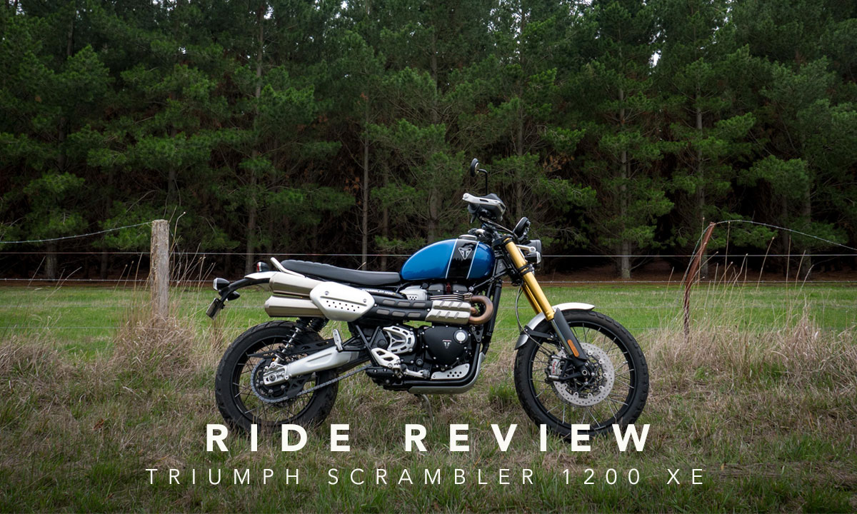 Triumph Scrambler 1200 Review
