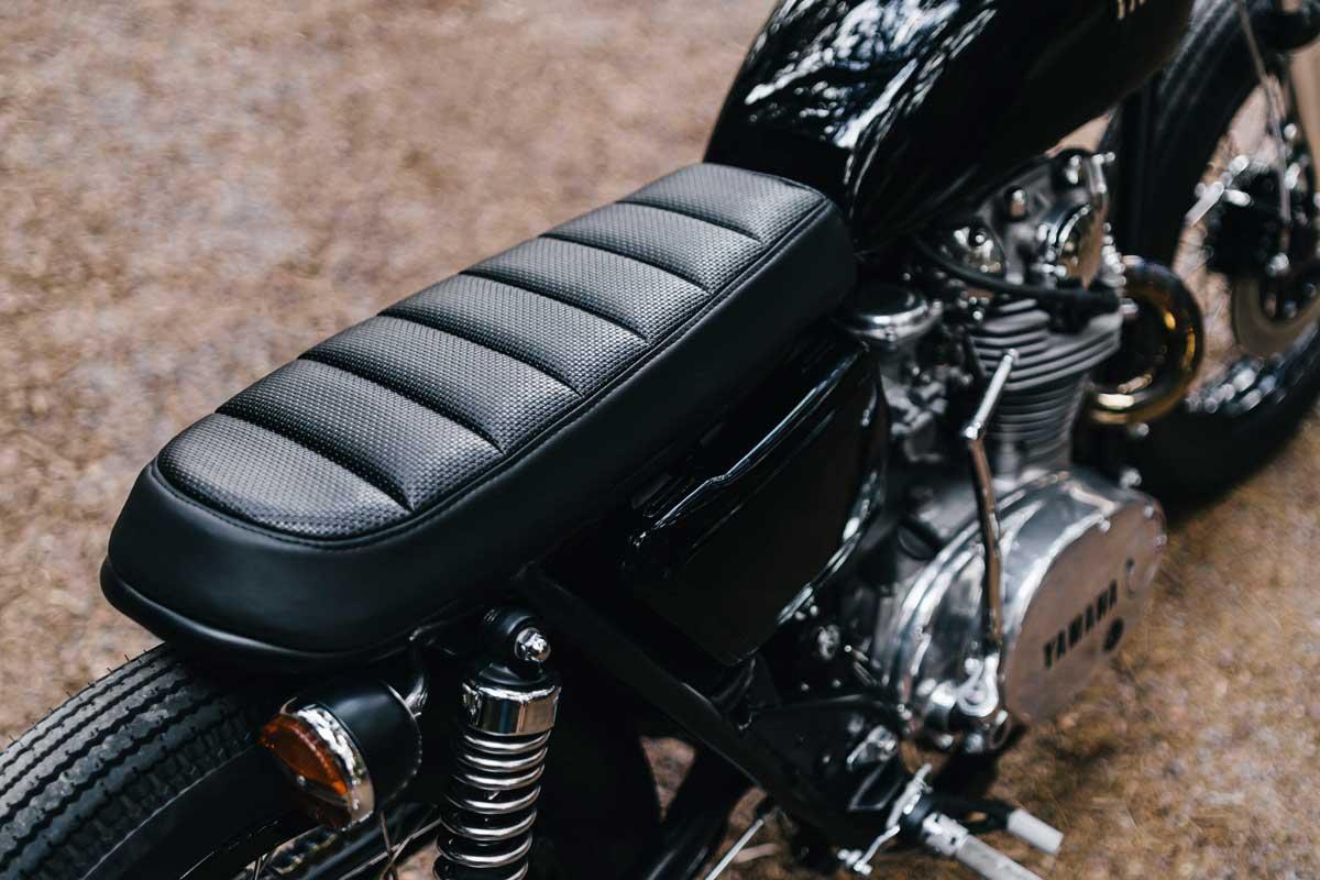 Andy XS650 custom