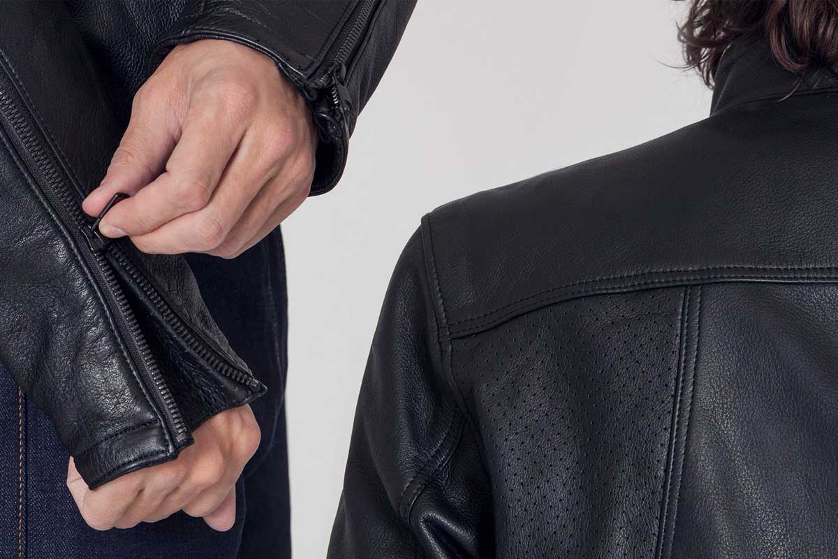 Aether motorcycle jacket