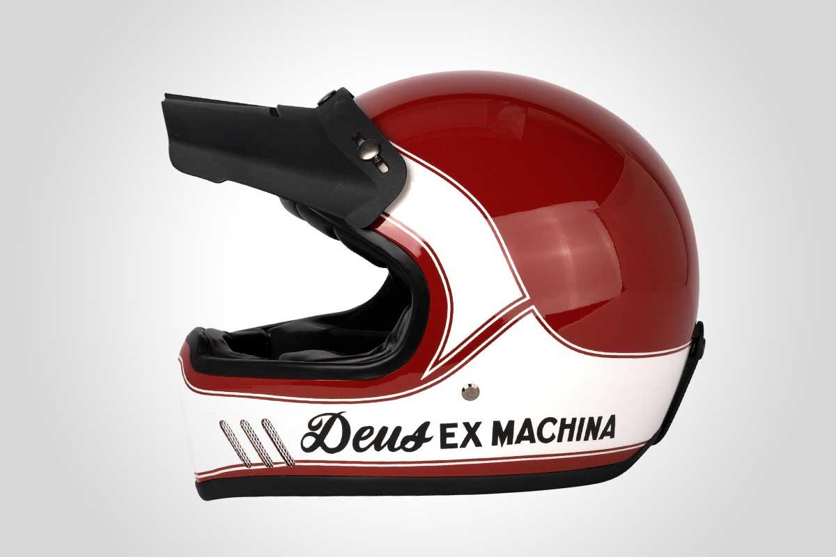 Deus MX Helmet