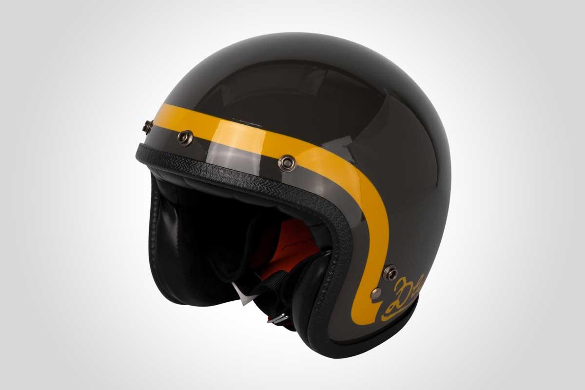 Deus open face Helmet