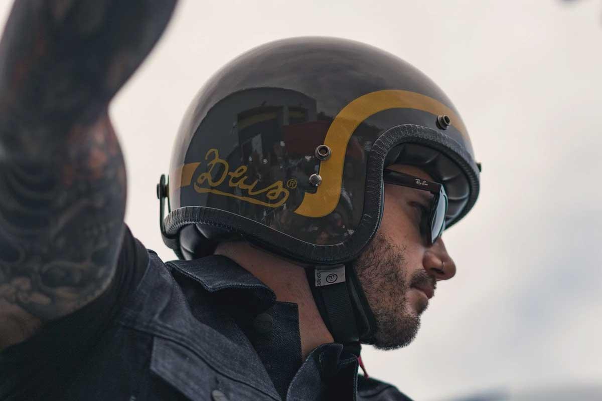 Deus Ex Machina Helmets